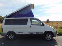 Ford Freda / Mazda Bongo 4 Berth campervan