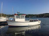 Fishing Boat Saltram 20