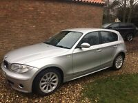 BMW 120d ES, FBMWSH, MOT Sep17, Lady Owner, HPI Clear