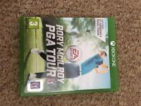Rory mcilroy PGA tour for Xbox one *swap*