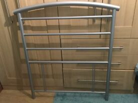 Metal Headboard Single Bed
