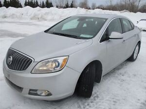 2013 Buick Verano BLUETOOTH/ CARPROOF CLEAN/  LEATHER/ USB/ AUX