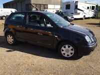 VW polo 1.2 2002 metallic black spares and repairs