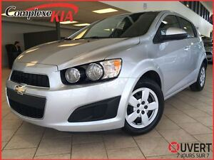 2015 Chevrolet Sonic LS Auto BLUETOOTH A/C 79$/2SEMAINES*