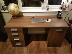 Office Desk/ Desk with Drawers and Cupboard