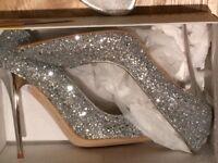 Glitter heels by office