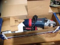 """Bosch 9"""" grinder"""
