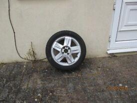 Alloy wheel 185-55