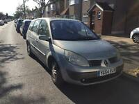 Renault Grand Scenic DYN-IQUE 16v Panamera view low milages!!!!!!59431 only
