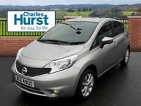 Nissan Note TEKNA DIG-S (silver) 2014-09-29