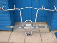 REAR RACK FOR CARRYING CHAIRS ETC.