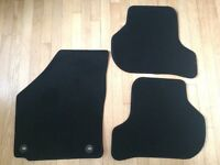 Brand new car mats for Mark 5 (2006) VW Golf - passenger and two rear