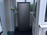 Hotpoint FZFM151 Freestanding Silver Upright Freezer