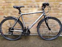 Hybrid Ammaco bike, very good condition