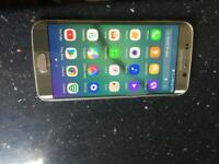 Samsung galaxy S6 Edge 32GB gold (EE) excellent condition