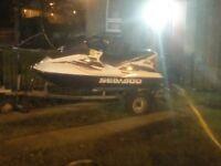 seadoo gsx sale/swap dirt bike quad yz crf speedboat/cuddy