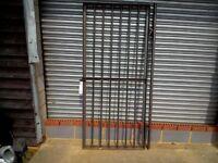 DOOR/GATE HEAVY STEEL