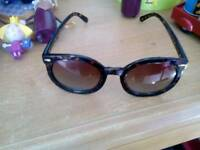 Authentic J Fossel over sized sunglasses