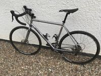 Genesis cdf 10 steel frame Road Bike