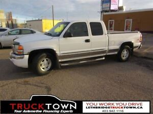 2003 GMC Sierra 1500 JUST ARRIVED FOUR WHEEL DRIVE