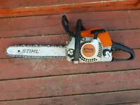 STIHL MS211C PETROL CHAIN SAW
