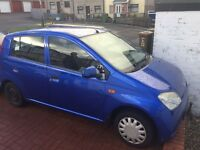 Daihatsu Charade 1.0 petrol 2003 mot until Sept 2017 , 30- A Year TAX quick sale 450 ono