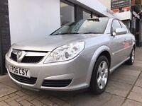Vauxhall Vectra 1.9 CDTi Exclusiv 5dr PARTS & LABOUR WARRANTY