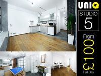 £100/DAY London E3 Photo Studio Hire Casting Space Lifestyle Photography/Video Kitchen Shower CHEAP