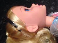 Disney princess toddler doll