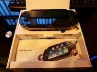 Boxed PS Vita with 64gb memory card