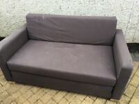 Small sofabed. Free local delivery