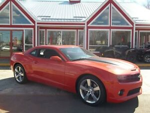 2011 Chevrolet Camaro 2SS!! HEATED LEATHER!! POWER EVERYTHING!!
