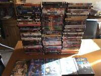 DVD's / films / job lot approx 110