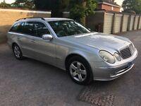 Mercedes-Benz E Class Estate S211 3.2 litre (3200cc) E320 CDI Avantgarde 5dr 5-7 seater