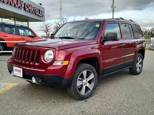 2016 Jeep Patriot High Altitude 4WD *Nav* *Heated Leather*