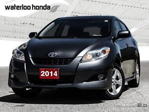 2014 Toyota Matrix Sold Pending Delivery...One Owner. Automat...