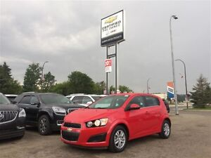 2016 Chevrolet Sonic LT *Heated Seats* *Remote* *5000kms*