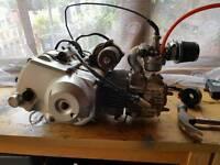 110cc quad / pitbike engine