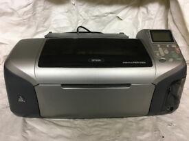 Epson Stylus Photo R300 Printer / Epson Perfection 3490 Photo Scanner