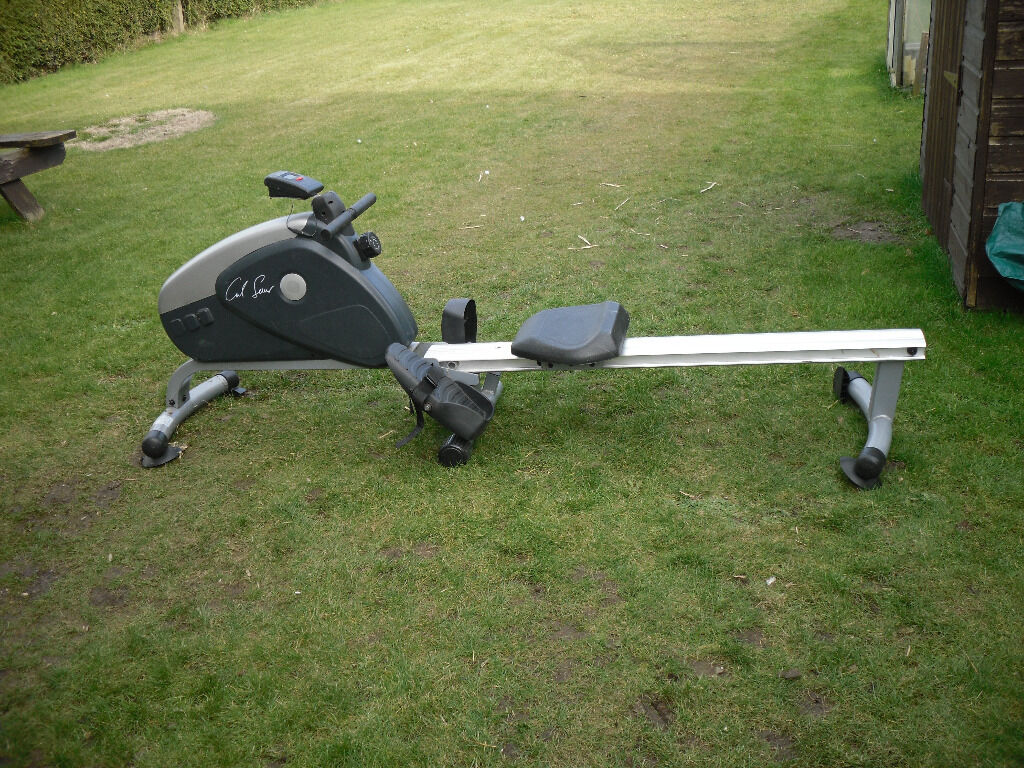 Carl Lewis Rowing Machine Rowing Machine Carl Lewis
