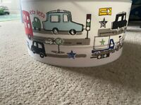 Cars lampshade