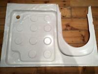Thetford C220 Swivel shower tray R/H caravan