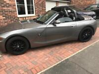 BMW Z4 66k-2nd owner, 1st was a lady. Only done 600 miles with me