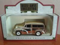 Days Gone Collector Exclusive Edition 1960 Morris Traveller