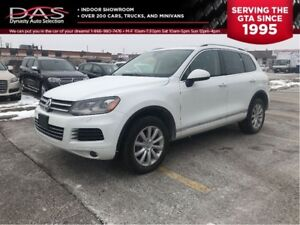 2013 Volkswagen Touareg 3.6L Highline Navigation/Panoramic Sunro
