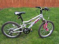 Girls Bicycle, Apollo Pure