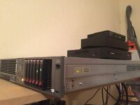 Server HP DL380 - 2x Xeon 2.83Ghz + 32GB RAM + 6 SAS Drives