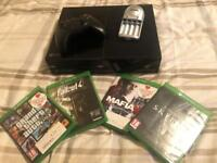 Xbox One - 4 games. 500gb (collection only)
