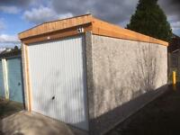 Secure Worcester Garages in Astwood and Claines to rent