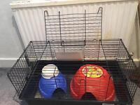 Rabbit Cage & Accessor